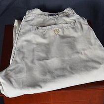 Patagonia Organic Cotton Organic Cotton Pants Tan Solid 32x31 Euc Photo