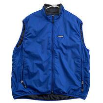Patagonia Puffball Vest Unisex Blue Size Extra Extra Large Xxl 2xl Photo