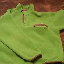 Patagonia Pullover Green Large Photo