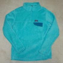 Patagonia Re-Tool Snap-T Polartec Fleece Pullover Jacket Girls  Size Xxl Photo