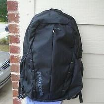Patagonia Refugio Pack 28l Backpack Black Logo  Photo
