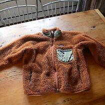Patagonia Retro Fleece Men's Medium Rust Colored. Photo