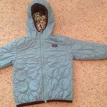 Patagonia Reversible Girls Winter Jacket Photo