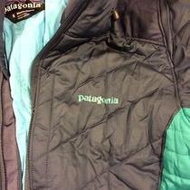 Patagonia Rubicon Rider Women's Ski Coat.. Blue/teal Size Small Photo