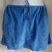 Patagonia Rythym Large Velour Skirt Blue Large Photo