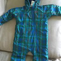 Patagonia Snow Suit 6 Month Reversible  Photo
