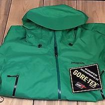 Patagonia Super Cell Jacket Green Photo