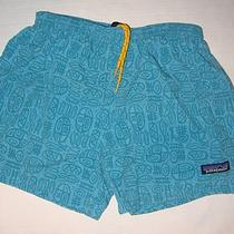 Patagonia Swim Shorts Kid 7 - 8 Bathing Suit Photo