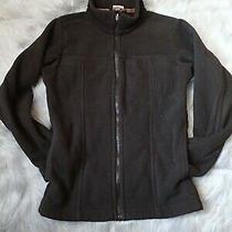 Patagonia Synchilla Womens Brown Full Zip Long Sleeve Jacket Sz Xs Photo