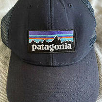 Patagonia Trucker Hat Snapback-Casual-Breathable Photo