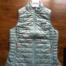 Patagonia Vest Nwt- Beautiful Photo