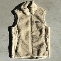 Patagonia Vest Retro Otmeal Small Photo