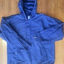 Patagonia Vintage Mens Medium Rainjacket Free Shipping  Photo