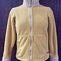 Patagonia Vintage Synchilla Marigold Sherpa Fleece Jacket Full Zip Size Xs Mint Photo