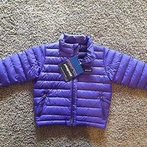 Patagonia Violetti Baby Down Sweater Jacket 2t  Photo