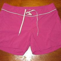 Patagonia Water Girl Current Boardie Shorts  Raspberry  12  Free Shipping Photo