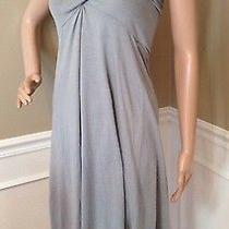 Patagonia Water Girl Dress Gray Sz. Small Read Photo