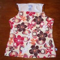 Patagonia Water Girl Tankini    Floral Pattern   Medium    Excellent Condition Photo