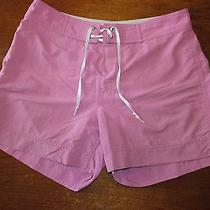 Patagonia Water Girl Wavefarer Boardshorts    Pink    Size - 6    Excellent Photo
