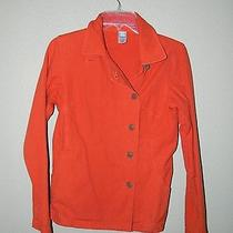 Patagonia Water Girl Womens Small Orange Jacket Photo