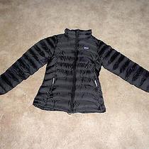 Patagonia  Water Resistan  Down  Jacket  Girl's Size L  Photo