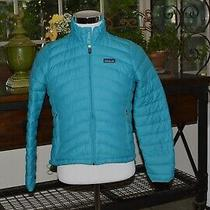 Patagonia - Woman's Down Sweater Jacket-                 Small- Photo