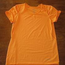 Patagonia Women's Capilene 1 Silkweight T  Orange  Medium  Free Shipping Photo