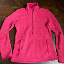 Patagonia Women's Coral Jacket 1/4 Zip Front Pockets Size Small Photo