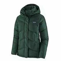 Patagonia Women's Down With It Jacket Piki Green Size Xs Photo