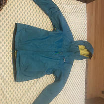Patagonia Women's Insulated Torrentshell Jacket Small Elwha Blue Photo