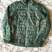 Patagonia Women's Nano Puff Jacket Green Size Xs Photo
