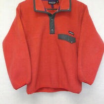 Patagonia Women's Snap-T Pull-Over Fleece Jacket Size Xs Photo