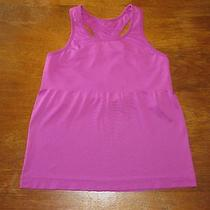 Patagonia Women's Sport Top  Magenta  Medium  Free Shipping  Perfect Photo