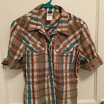 Patagonia Women's Water Girl Plaid Shirt Photo