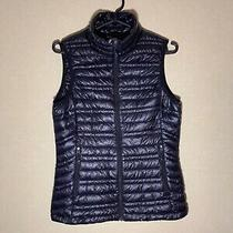 Patagonia Womens Down Vest Jacket Gilet Black Size Xs Photo