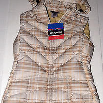 Patagonia Womens Down With It Vest Small Photo