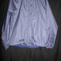 Patagonia Womens Full Zip Medium Purple Bike/run Jacket in Euc Photo