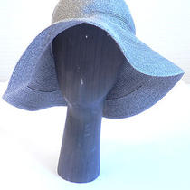Patricia Underwood Heathered Gray Floppy Sun Hat Euc Photo