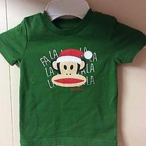 Paul Frank Baby Boys Christmas T-Shirt Sz 12months Nwot Photo