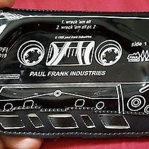 Paul Frank Black Cassette Tape Wallet Photo