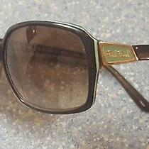 Paul Frank Black Green Line Wrap Artistic Sunglasses Eye Cover Protection Photo