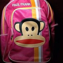 Paul Frank Book Bag Photo
