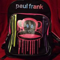 Paul Frank Colorful Backpacktrademark Graphics Photo