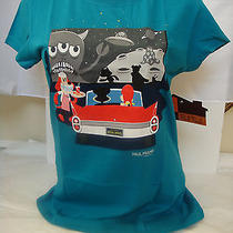 Paul Frank Drive in Graphic Tee Size Xl Photo