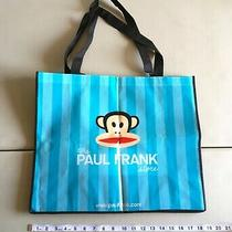 Paul Frank Julius Monkey Reusable Bag Grocery Bag Tote Bag Shopping Bag Large  Photo