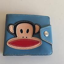 Paul Frank Leather Wallet Photo
