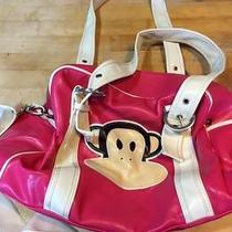 Paul Frank Pink Diaper Bag Photo