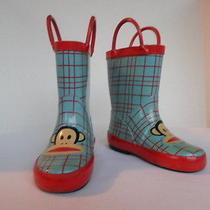 Paul Frank - Small Paul Children's Rain Boots Photo
