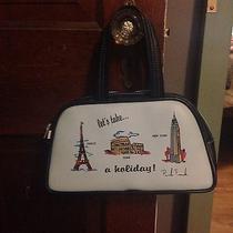 Paul Frank Vintage Purse Handbag Holiday in Paris Rome  Photo