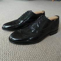 Paul Smith. High Shine Leather Brogues. Size uk.8.